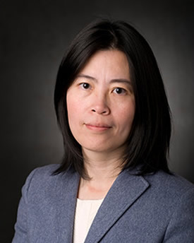 Qian Wang is serving as the principal investigator for an NSF-funded project on modeling and advanced control for additive manufacturing.  (Photo courtesy of Penn State)